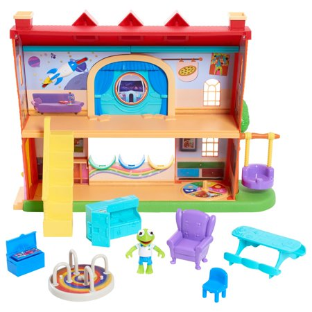 The Muppets Muppet Babies Schoolhouse Playset