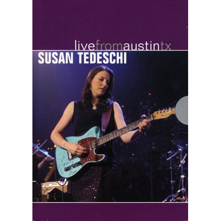 Susan Tedeschi: Live from Austin, TX - Costume Stores In Austin Tx
