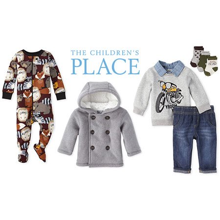 The Childrens Place Baby Boy Fall/Winter Clothes Shop The Childrens Place fall and winter styles for baby boys!