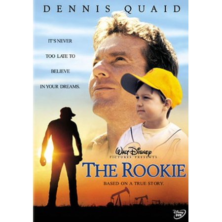 - The Rookie (DVD)