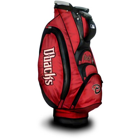 Team Golf MLB Arizona Diamondbacks Victory Golf Cart Bag by
