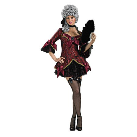 Versailles Costumes (Adult Lady Versailles Costume Rubies 888882, Extra)