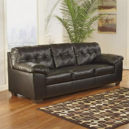 Flash Furniture Durablend Sofa In Chocolate