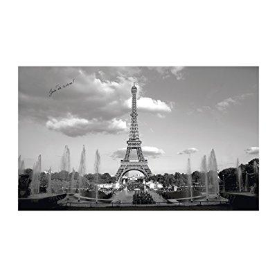 Room Mates Eiffel Tower Prepasted Wall Mural