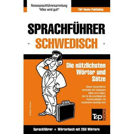 sprachfuhrer deutsch schwedisch und mini worterbuch mit
