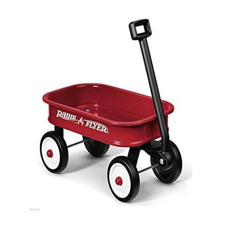 Radio Flyer Little Red Toy Wagon. Kids Gift Present Boy Girl Fun Steel Hauling ()