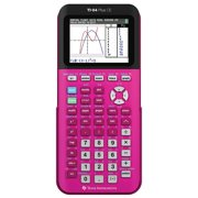 Texas Instruments TI-84 Plus CE Graphing Calculator, Pink