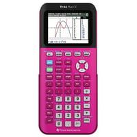 TI-84 Plus CE Graphing Calculator, Pink