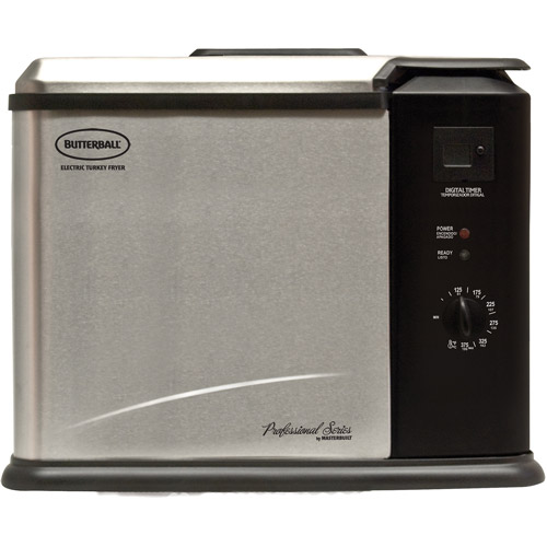 Butterball XL Indoor Electric Turkey Fryer, Stainless Steel DO NOT USE