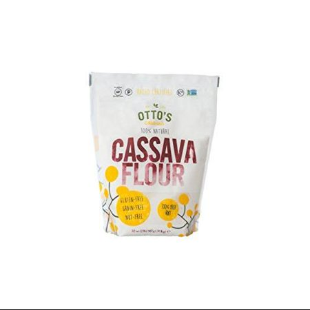 Ottos Naturals - 100 Natural Cassava Flour Made from Yuca