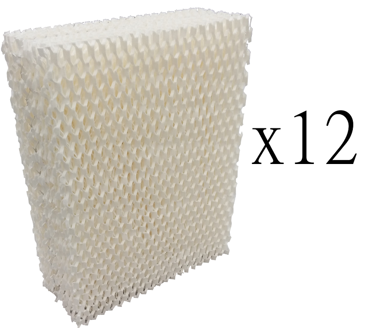 12 Bionaire W-6, W-7, W-9 Humidifier Filters by