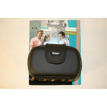 Semi Hard Camera Case - Vivitar Hard Shall Camcorder Case