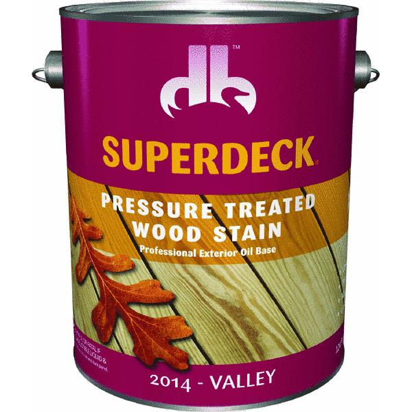 Duckback SUPERDECK Transparent Pressure Treated Wood Exte...