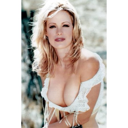Shannon Tweed poster Metal Sign 8inx 12in