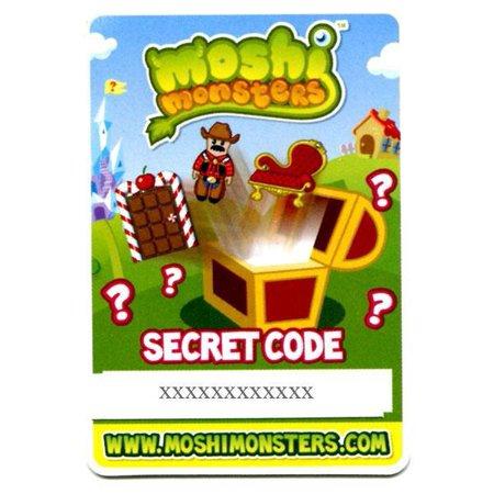 Moshi Monsters Secret Code - Monster Garden Coupon Code