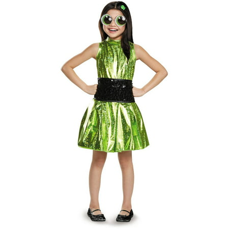 Halloween Powerpuff Girls (Powerpuff Girls Buttercup Deluxe Child Halloween)