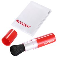 Neewer Professional Cleaning Kit Includes Lens Brush Microfiber Cleaning Cloth