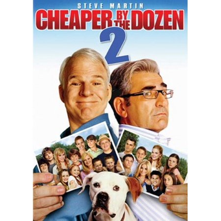 Cheaper by the Dozen 2 (DVD) (Bonnie Hunt Cheaper By The Dozen 2)