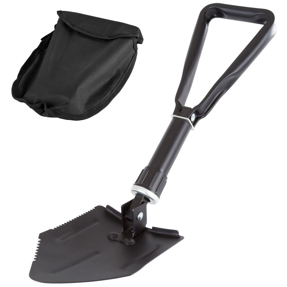 Portable Folding Emergency Entrenching Survival Shovel by Discount Ramps