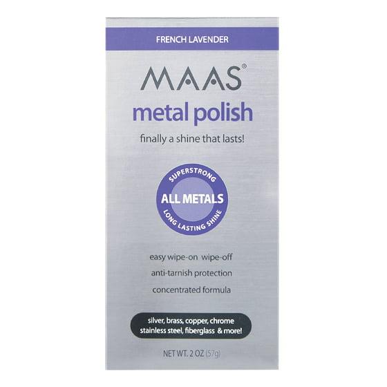 MAAS Metal Polish 2 oz