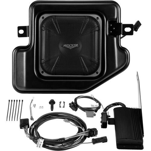 Kicker VSS SubStage Powered Subwoofer Upgrade Kit for 2009 and Up Dodge Ram Crew Cab/Quad Cab