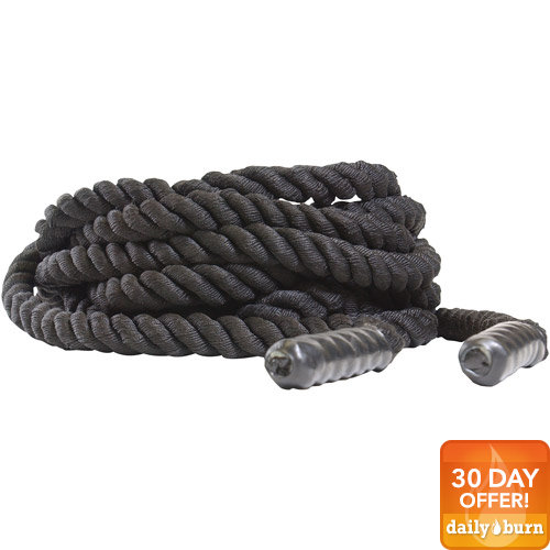 "Fuel Pureformance 40 Feet Battle Rope, 1.5"" diameter"