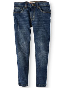 303815cb Product Image Big Boys' Super Stretch Flex Skinny Jeans