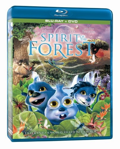 Spirit Of The Forest (Blu-ray + DVD)