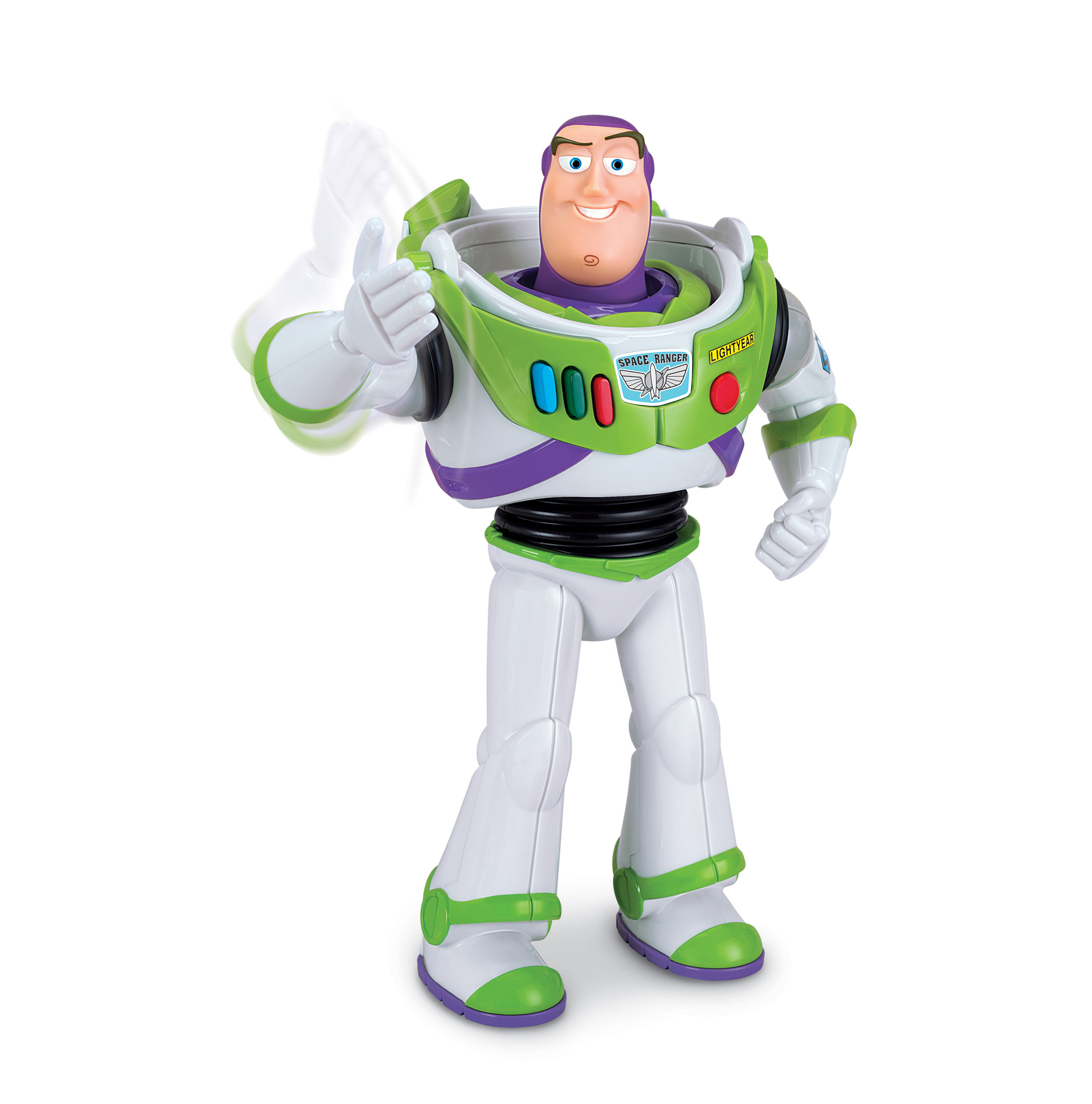 Toy Story Buzz Lightyear Karate Chop Action - Walmart.com 3bd65b4515a