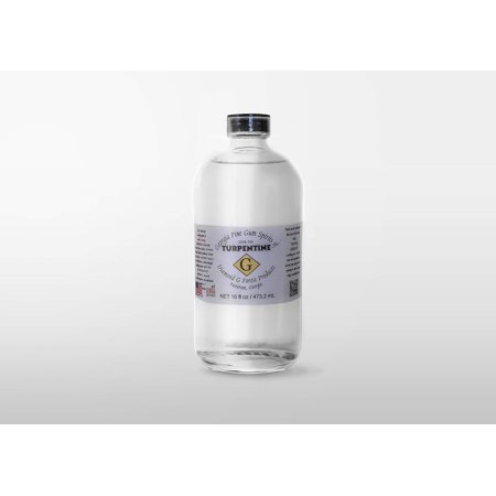 Diamond G 16 Oz 100% Pure Gum Spirits of (Pure Gum Spirits Of Turpentine For Candida)