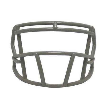 Riddell Speed Mini Face Mask - Light Gray (Riddell Face Mask)