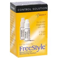 FreeStyle Blood Glucose Monitoring System, 2 Count