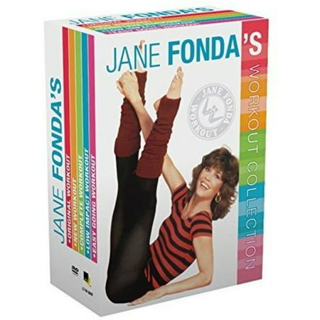 Jane Fonda's Workout Collection (DVD)