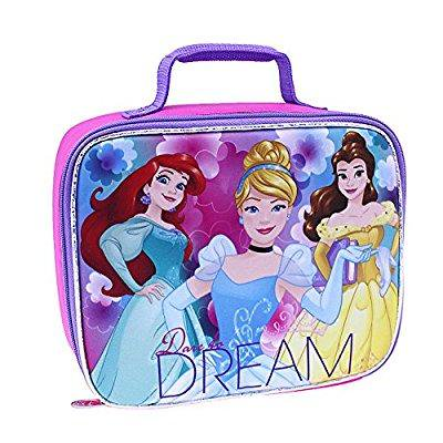 d6878d32835 Disney Princess Insulated Lunch Bag - Lunch Box - Dare to Dream ...