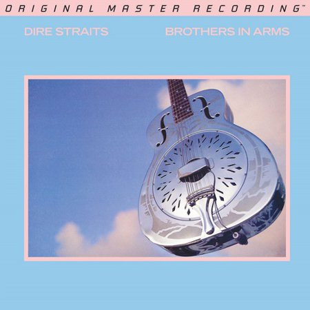 Brothers In Arms (Vinyl) (Dire Straits Brothers In Arms Guitar Tab)