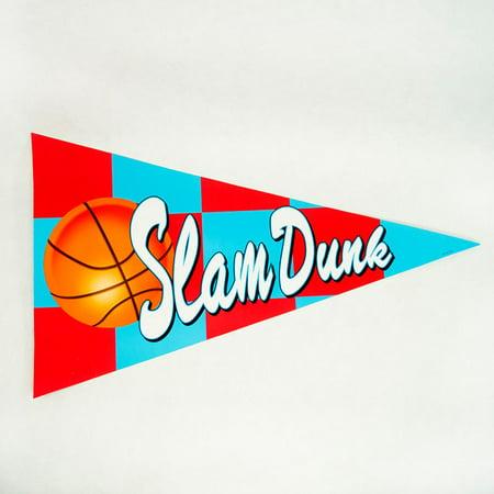 Basketball Cutouts (Basketball Pennant Cutout)