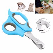 Stainless Steel Pet Nail Scissors Clipper Cutter Dog Cat Puppy Rabbit Toe Claw Care Paw Grooming