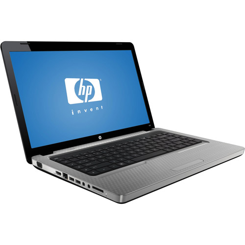 "HP Refurbished Silver 15.6"" G62-219WM Laptop PC with Intel Pentium T4500 Processor, 3GB Memory, 320GB Hard Drive and Windows 7 Home Premium"