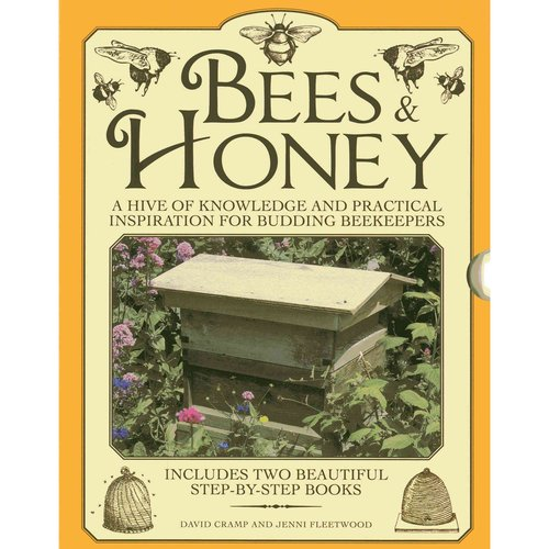 Bees & Honey: A Hive of Knowledge and Practical Inspiration for Budding Beekeepers