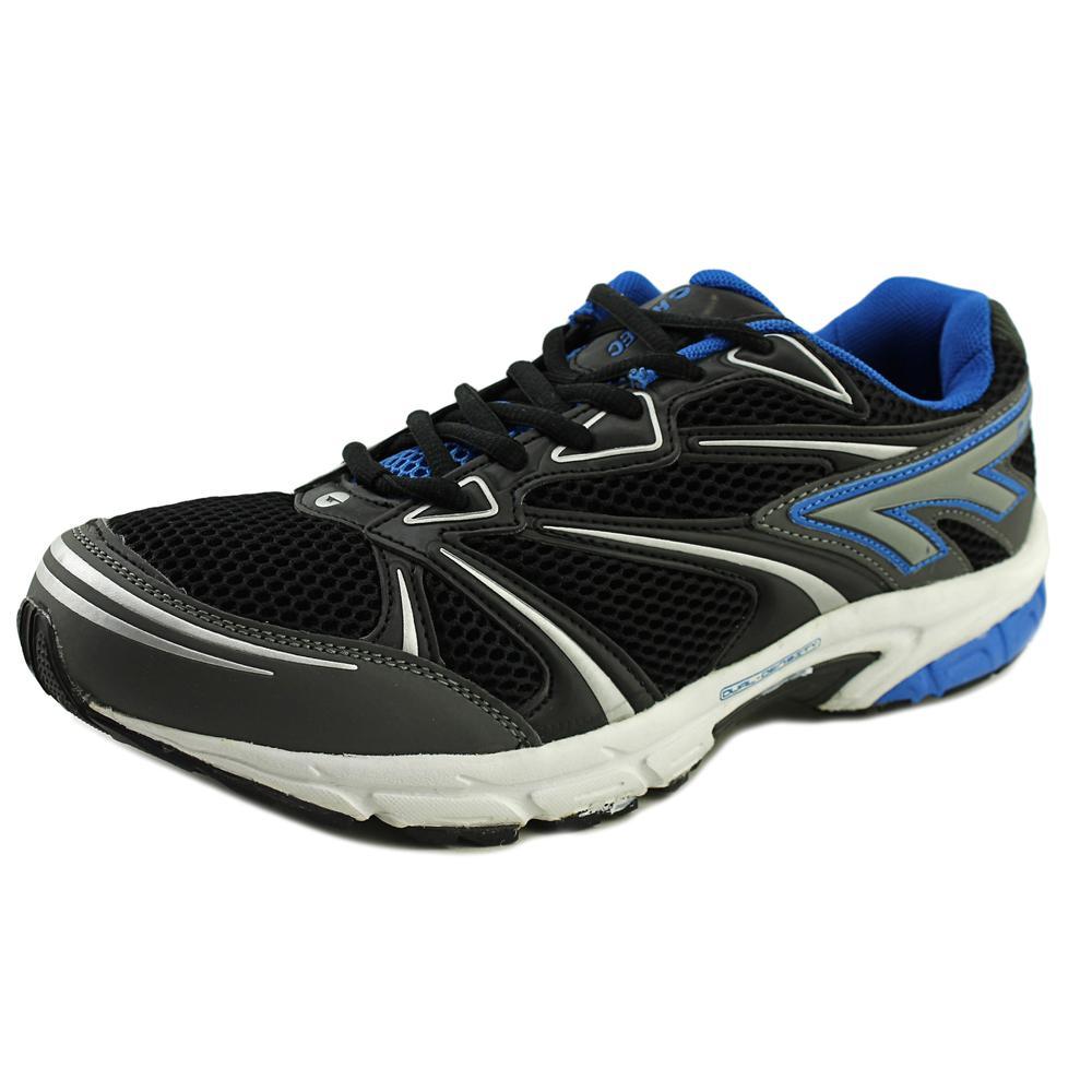 Hi-Tec Phantom Men Round Toe Synthetic Running Shoe by Hi-Tec