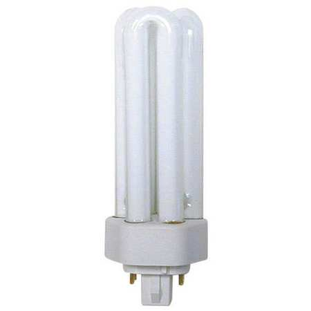 GE LIGHTING Plug-In CFL,32W,Dimmable,3000K,17,000 hr F32TBX/830/A/ECO
