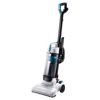 Black+Decker Lightweight Compact Upright Vacuum Aqua