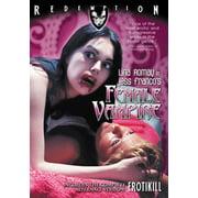 Female Vampire (DVD) by Kino on Video