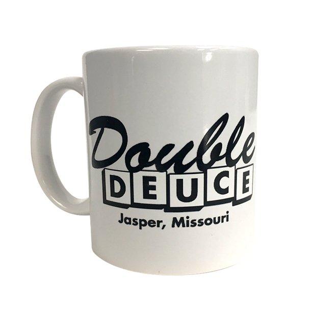 Double Deuce Coffee Mug Road House