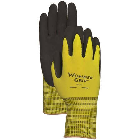 Wonder Grip WG310XS Extra Small Wonder Grip Polyester Knit Hi-Vis Gloves