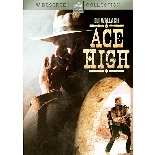 ACE HIGH (DVD/WS)
