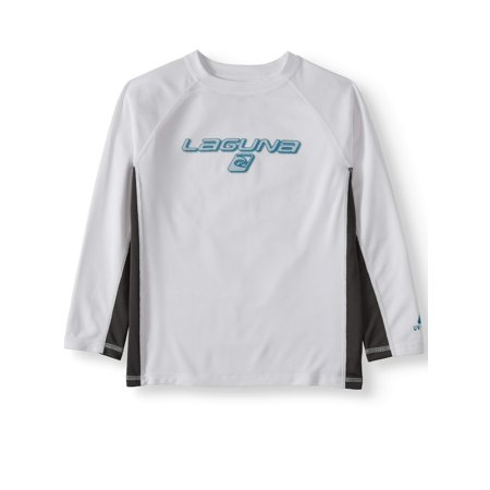 Surf Beat Long Sleeve Rashguard (Big Boys)