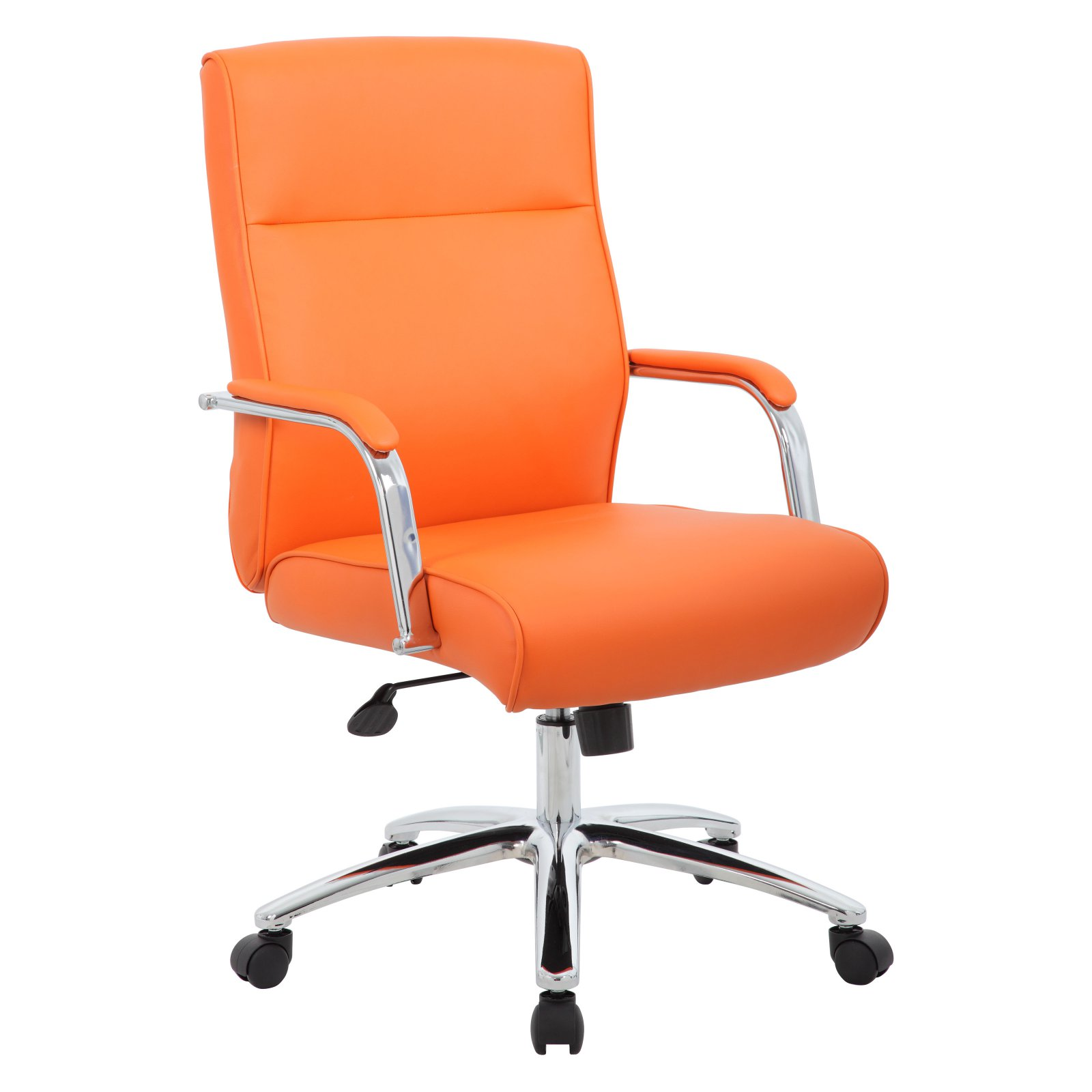 Boss Office Products Modern Executive Conference Chair - Multiple Colors