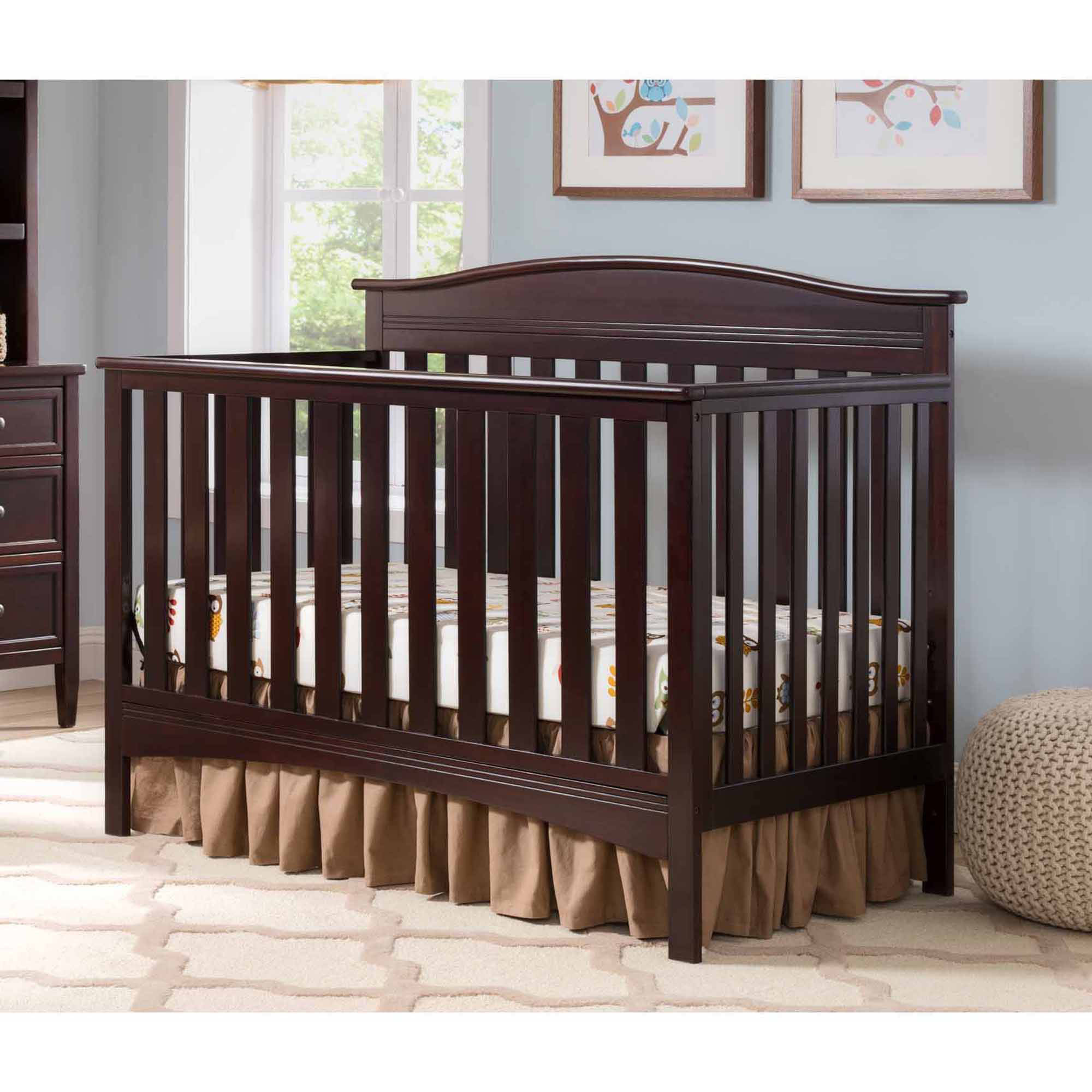 Delta Children Baker 4-in-1 Crib