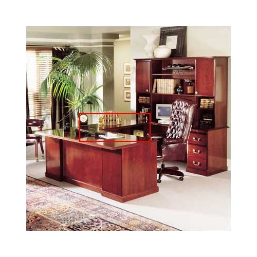 High Point Furniture Legacy 30'' H x 48'' W Desk Bridge